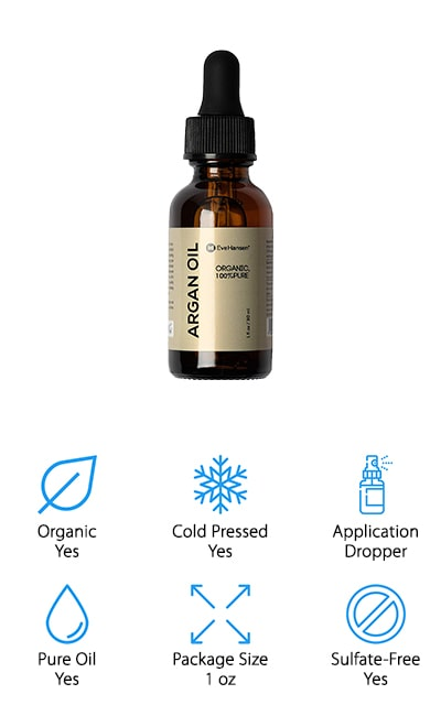 Eve Hansen Argan Oil