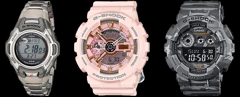 Best G-Shock Watch Reviews