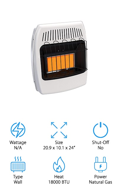 Dyna-Glo Wall Heater