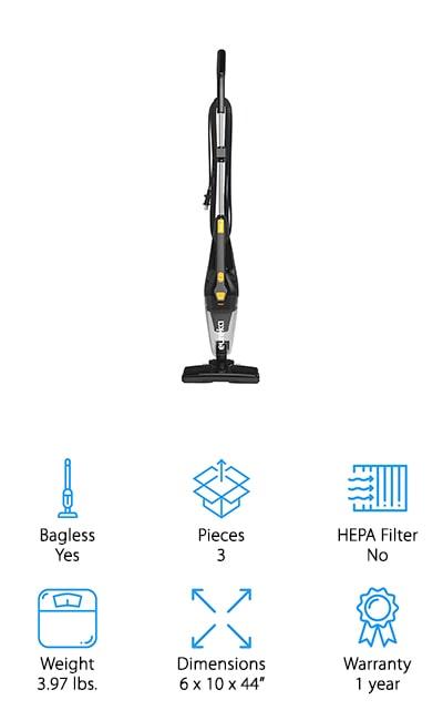 Eureka Blaze Stick Vacuum