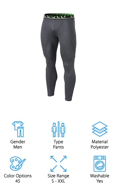 Tesla Thermal Baselayer Pants