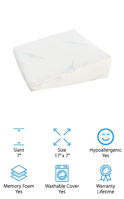 Xtreme Comforts Wedge Pillow