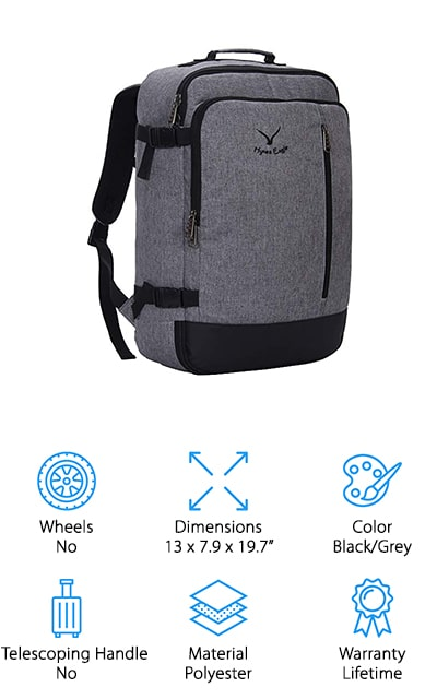 Hynes Eagle Weekender Bag