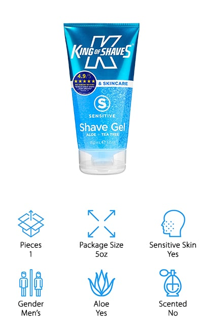 King of Shaves Alpha-Gel