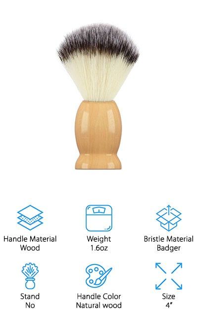 Bassion Shaving Brush