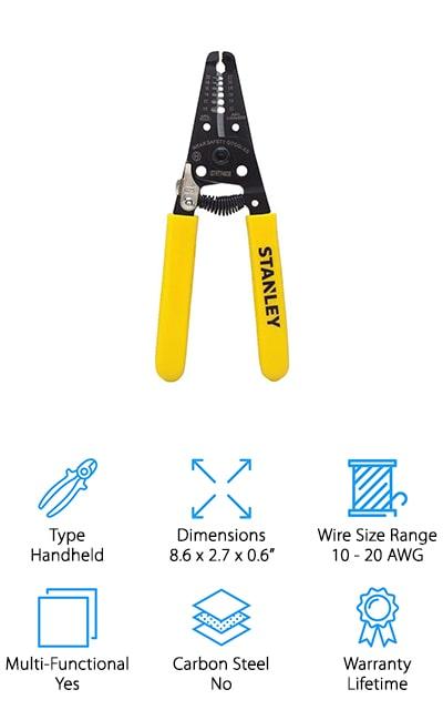 Stanley STHT74938 Wire Stripper