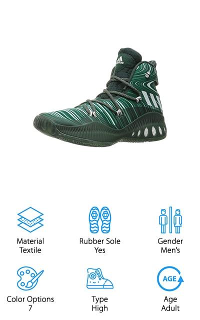 adidas Performance Basketball Shoe