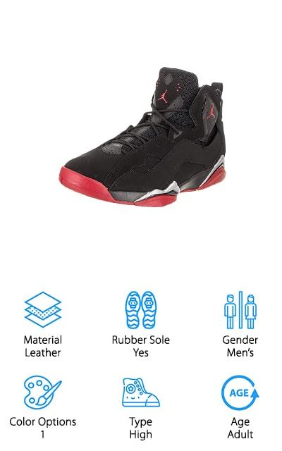 Jordan True Flight Basketball Shoe