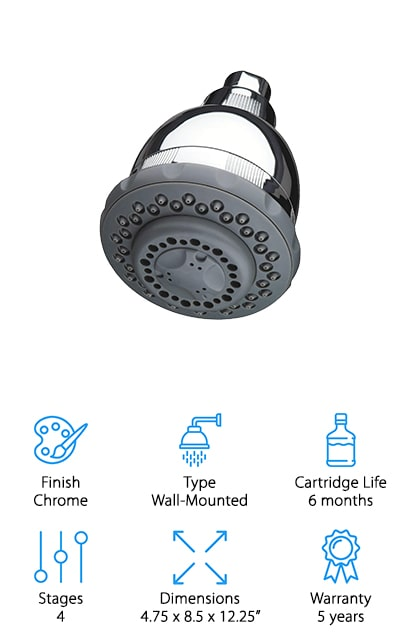 Best Filtered Shower Heads