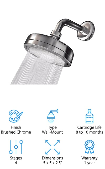 PureAction Shower Head