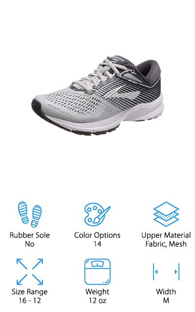Brooks Womens Launch 5
