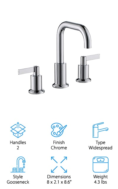 TimeArrow Bathroom Faucet