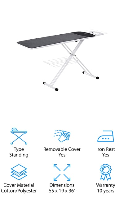 Reliable Longboard Ironing Table
