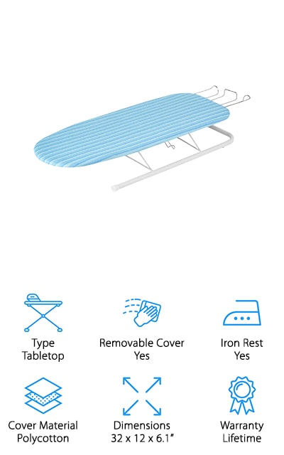 Honey-Can-Do Ironing Board