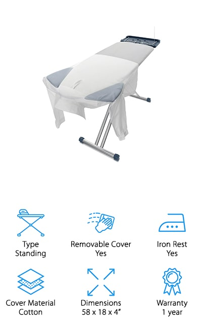 Parker Ironing Pro Board