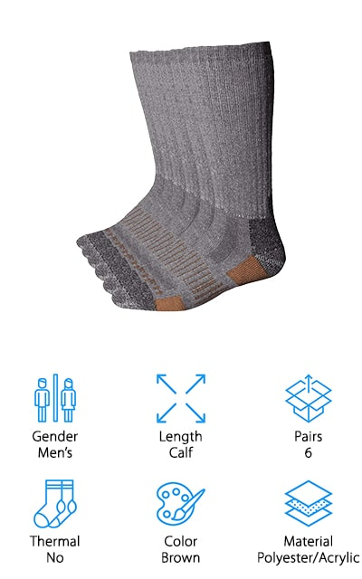 Carhartt All-Terrain Boot Socks