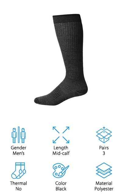 Wrangler Ultra-Dri Boot Socks