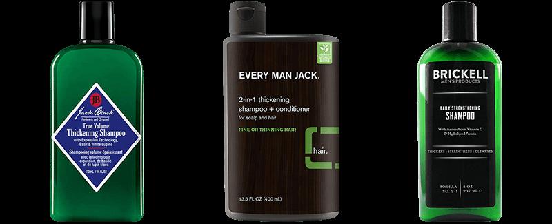 Best Thickening Shampoo for Men