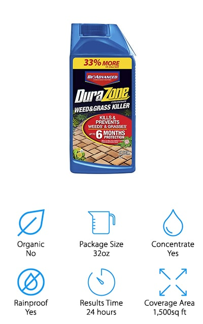 BioAdvanced DuraZone Weed Killer