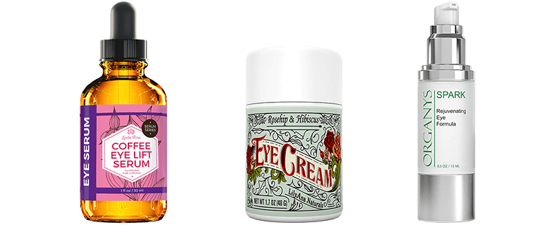 Best Natural Eye Creams