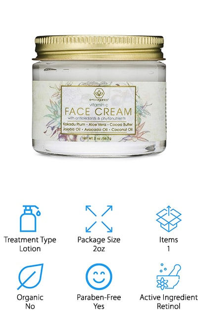 Era Organics Face & Eye Cream