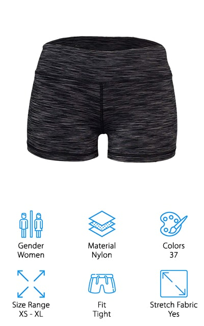 Epic MMA Gear WOD Shorts