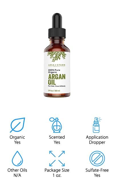 Best Argan Oil for Your Beard