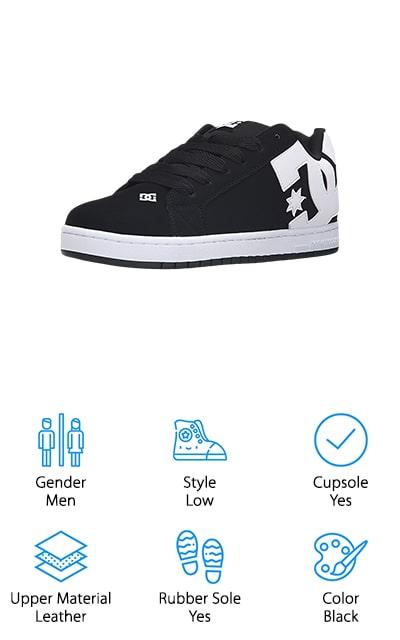 DC Graffik Skate Shoe
