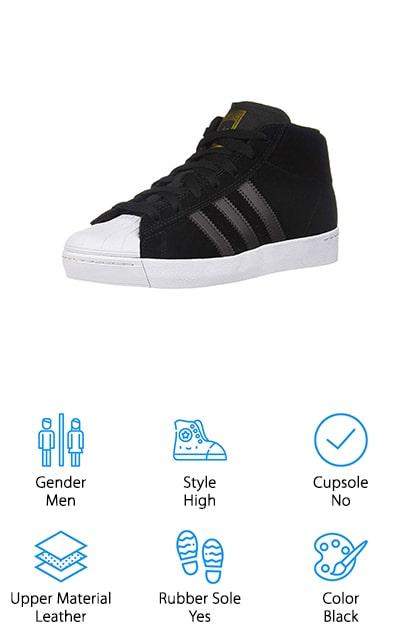 Adidas Skate Pro Model Vulc