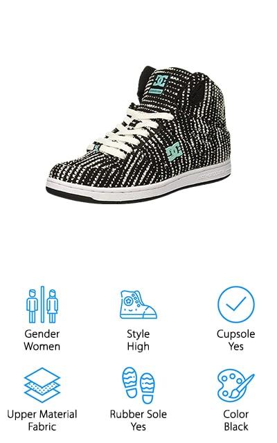 DC Pure Tx Se Skate Shoe