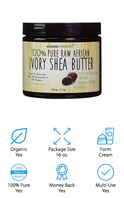 Best Raw Shea Butters for Hair