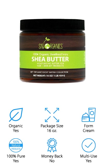 Sky Organics Shea Butter