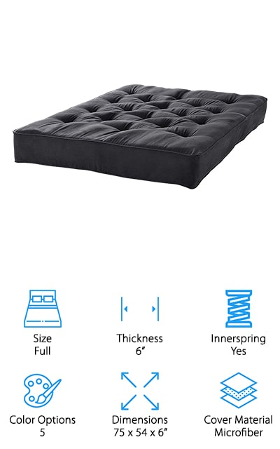 10 Best Futon Mattresses 2020 Ing