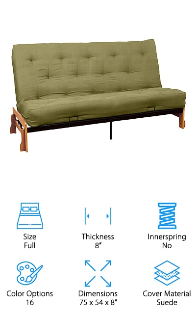 Epic Furnishings Futon Mattress