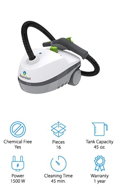 Steamfast Multi-Purpose Steam Cleaner