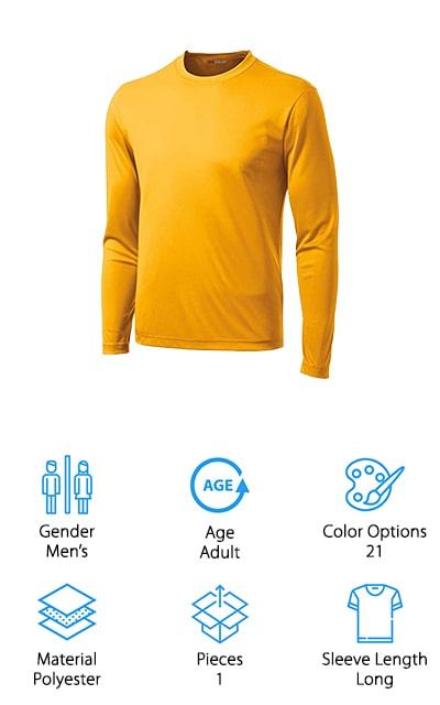 Joe's USA DRI-EQUIP Shirt