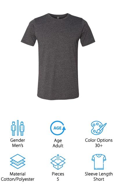 Next Level Men's T-Shirt