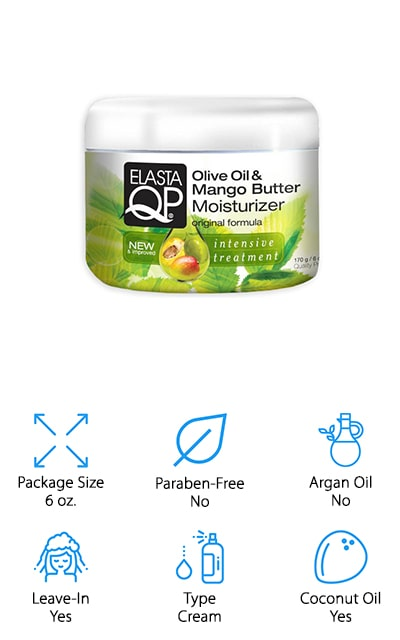 Elasta QP Butter Moisturizer