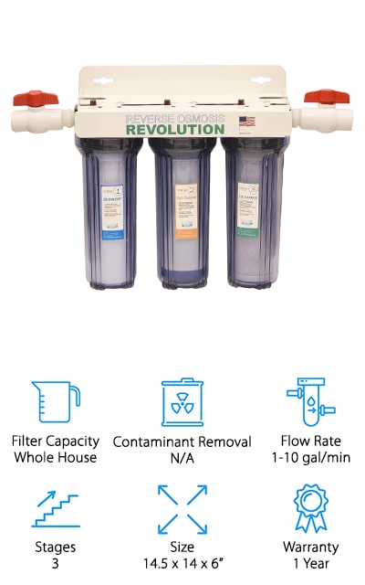Reverse Osmosis Revolution Filter