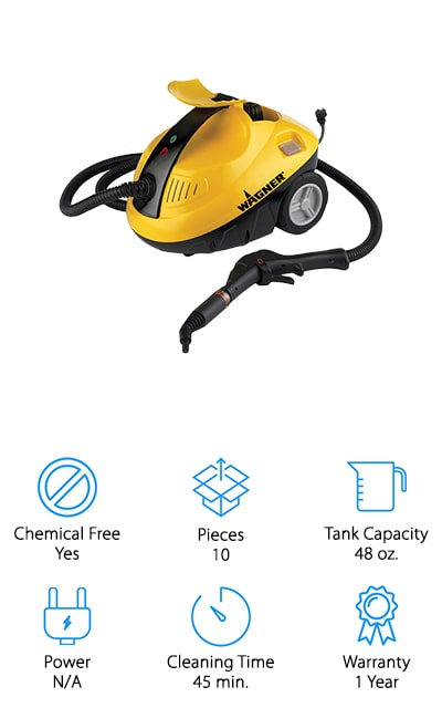 Wagner Steam Cleaner