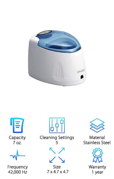 iSonic F3900 Ultrasonic Cleaner