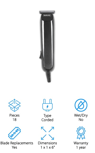 Wahl Clipper PowerPro Trimmer