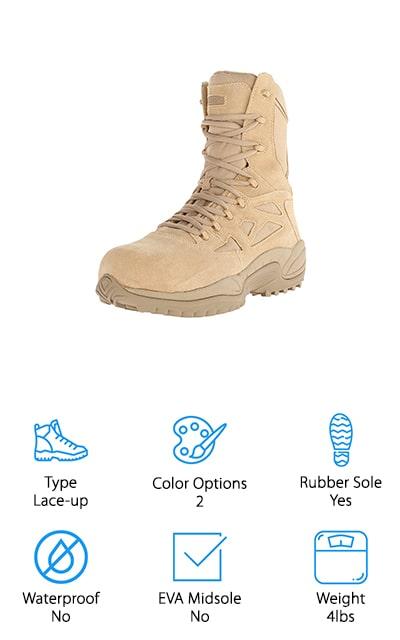 Reebok Work Duty Tactical Boot