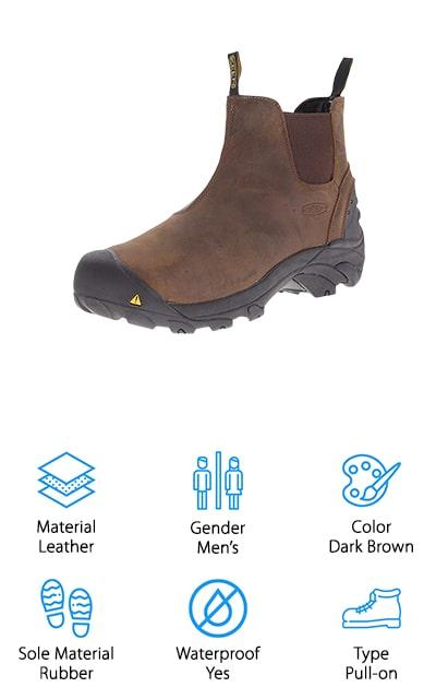 KEEN Utility Work Boot