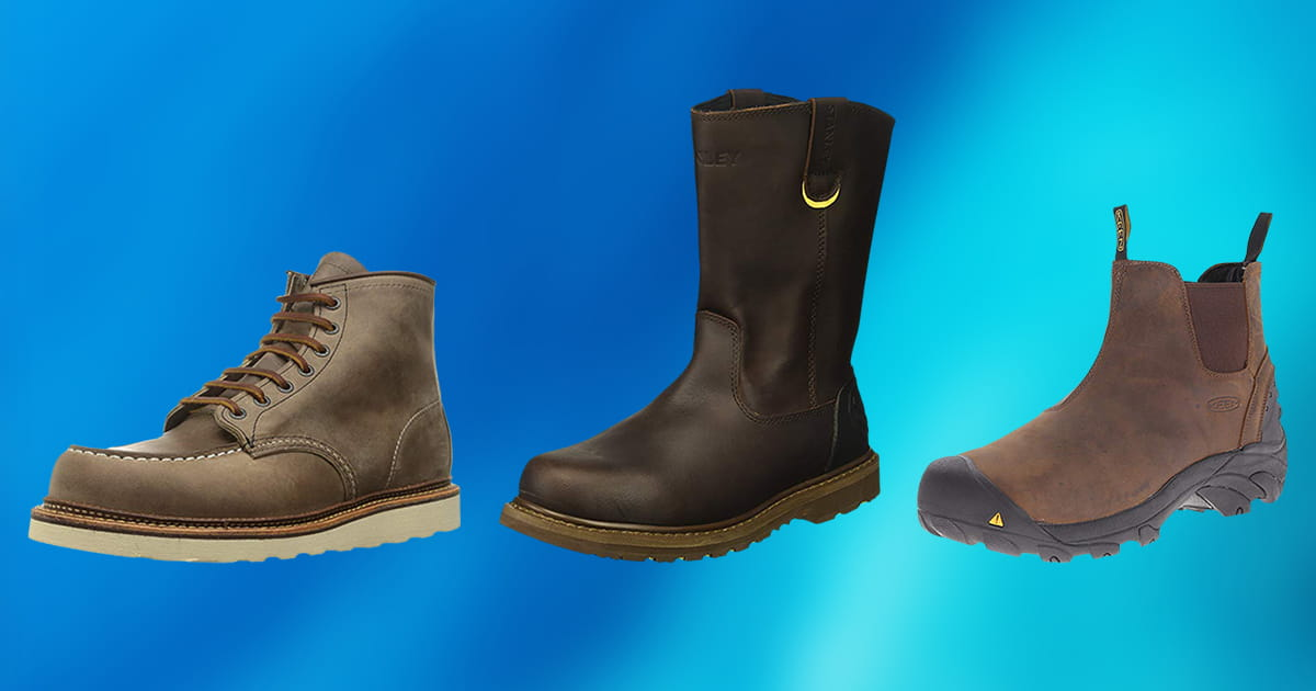 06a31f15eac 10 Best Work Boots for Concrete 2019 [Buying Guide] – Geekwrapped