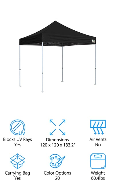 Eurmax EZ Pop Up Canopy