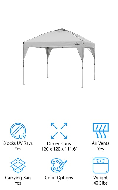 CORE Pop-Up Canopy