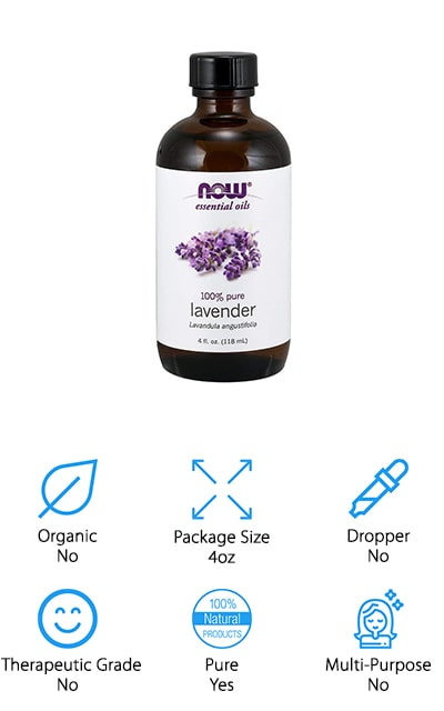 NOW Solutions Lavender Oil