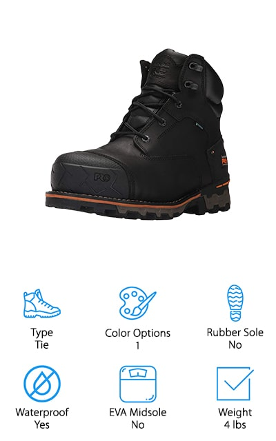 Timberland PRO Boondock Boots