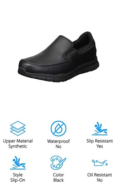 Skechers Nampa Food Service Shoe